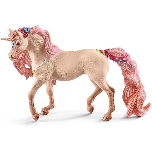 Schleich Decorated Unicorn Mare