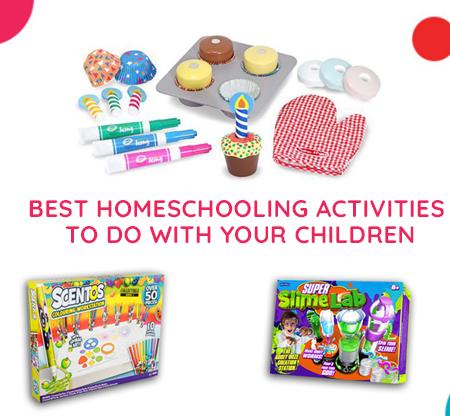 Best Homeschooling Activities To Do With Your Children