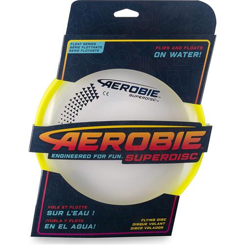 Aerobie Superdisc Assorted (One Supplied)