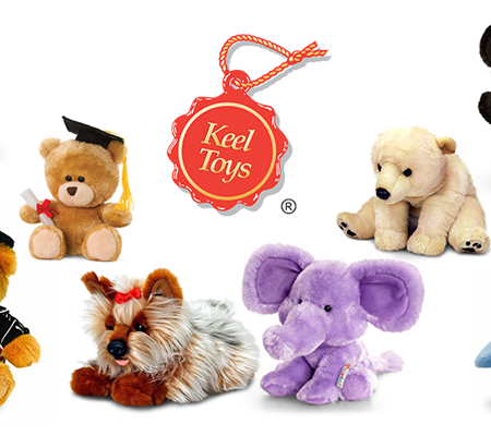 Keel Toys – A Closer Look