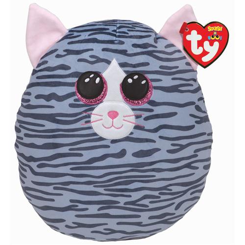 "Kiki Cat - Squish-a-Boo - 10"""