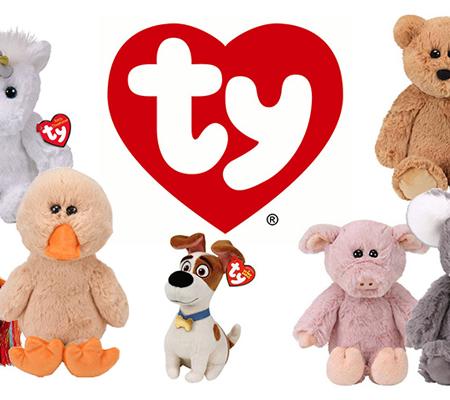 Ty Bears – A Closer Look