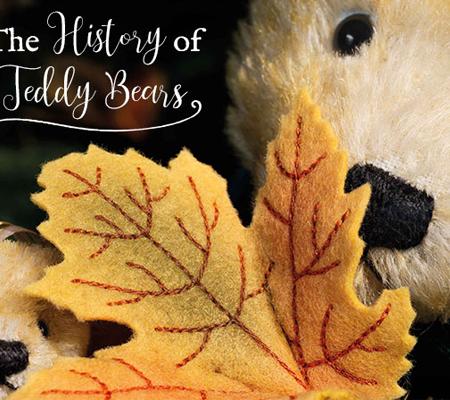 The History of Teddy Bears