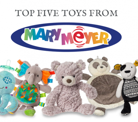 Top 5 Mary Meyer Toys