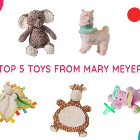 Top 5 Toys from Mary Meyer – Brand Spotlight
