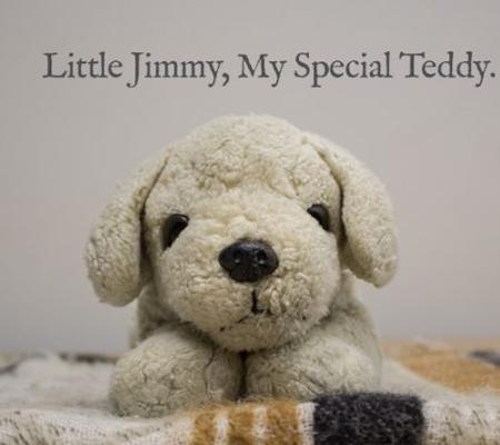Little Jimmy – My Special Teddy