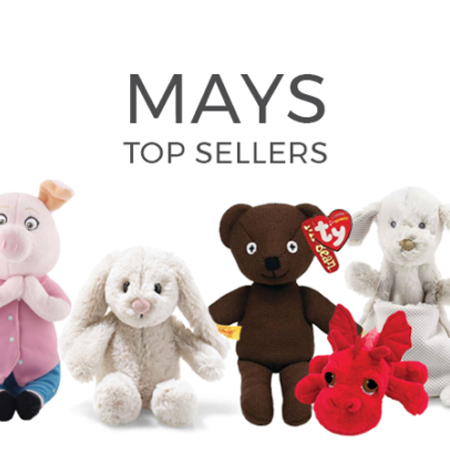 May's Top Sellers