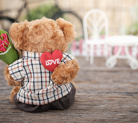 Top 5 Bears For Valentine's Day