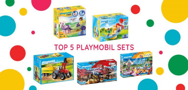 Top 5 Playmobil Sets