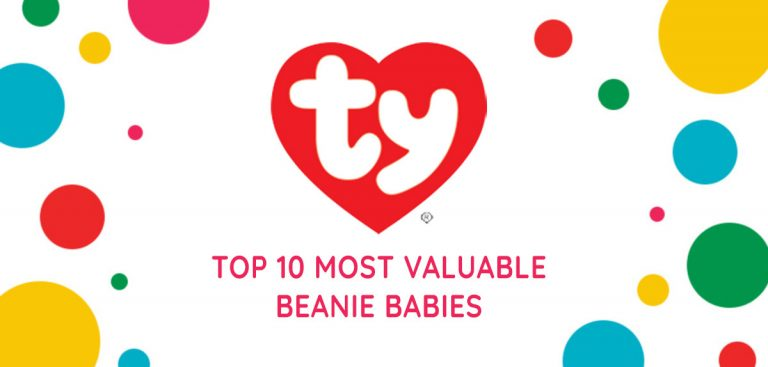 top 10 most valuable beanie babies