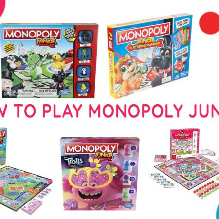 How to Play Monopoly Junior