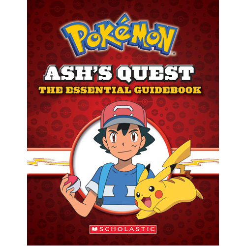 Pokemon: Ash's Quest - The Essential Handbook