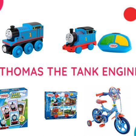 Top 5 Thomas the Tank Engine Toys