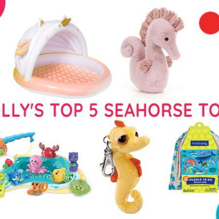Solly's Top 5 Seahorse Toys