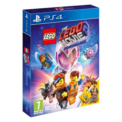 The LEGO Movie 2 Videogame Mini Figure Edition - PS4