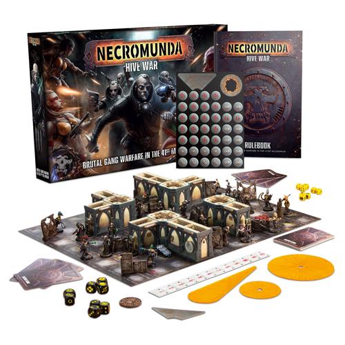 *A Grade* Necromunda: Hive War