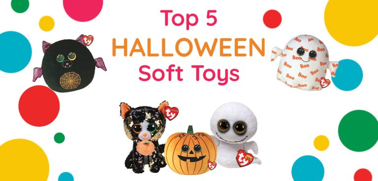 Top 5 Halloween Soft Toys Feature