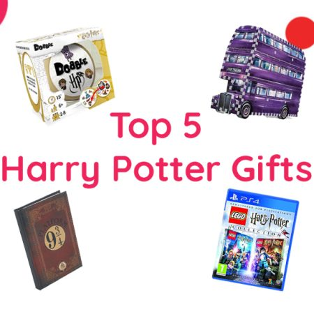 Top 5 Harry Potter Gifts